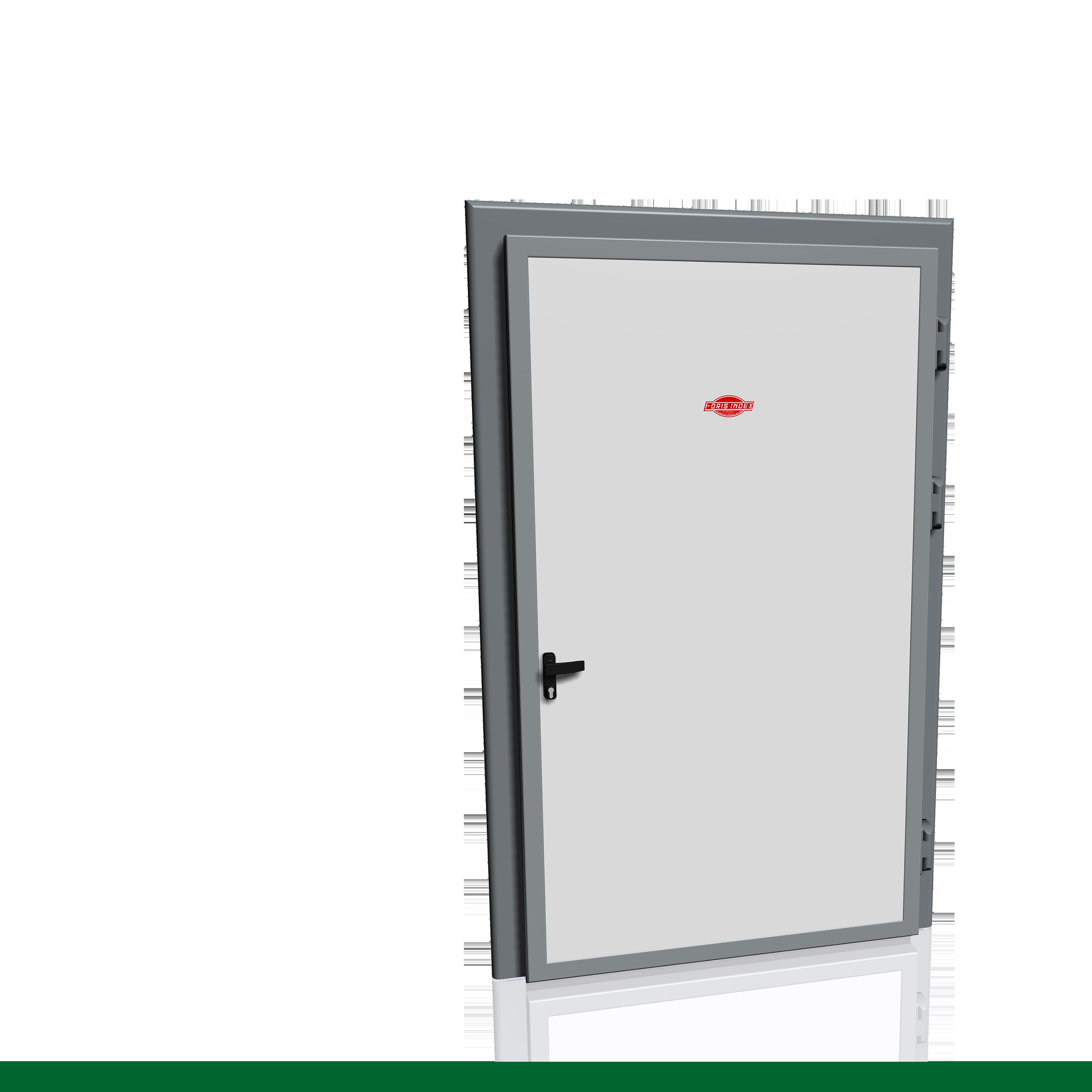 Porte Commerciali Maniglia Antipanico Temperatura Positiva